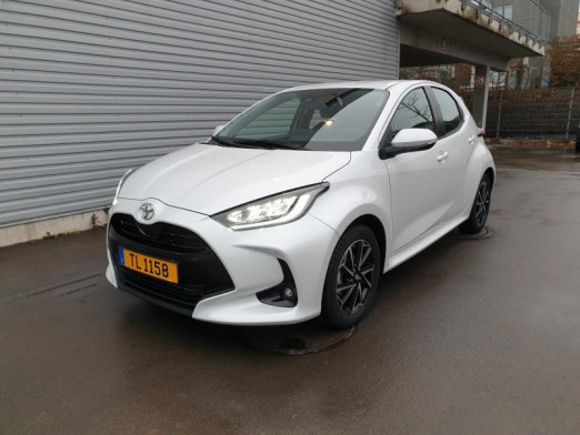 Used TOYOTA Yaris ICONIC 1.5 VVT-ie 2020  € 19,090 in Schifflange