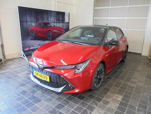 Used TOYOTA Corolla 18 hybride gr 2020 bordeau € 26,490 in Schifflange