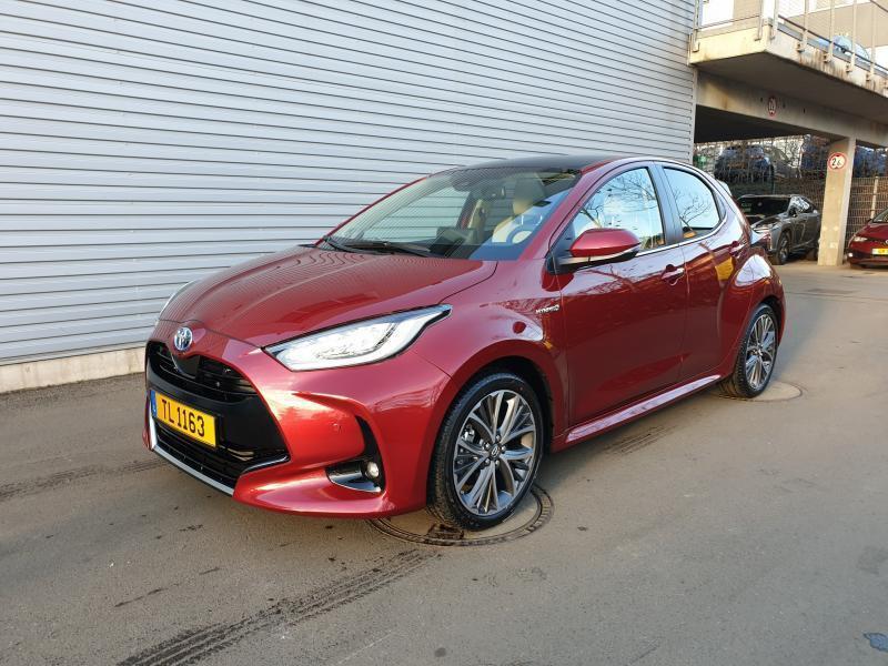 Used TOYOTA Yaris Elegant 1.5 Hybrid 2020  € 28385 in Schifflange