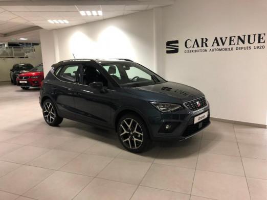 Occasion SEAT Arona 1.0 EcoTSI 115ch Start/Stop Xcellence Euro6d-T 2020 Gris magnetique/Noir minuit 20490 € à Haguenau