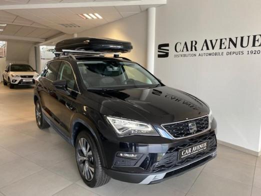 Occasion SEAT Ateca 1.6 TDI 115ch Start&Stop Urban Ecomotive DSG Euro6d-T 2020 NOIR MAGIQUE 27990 € à Haguenau