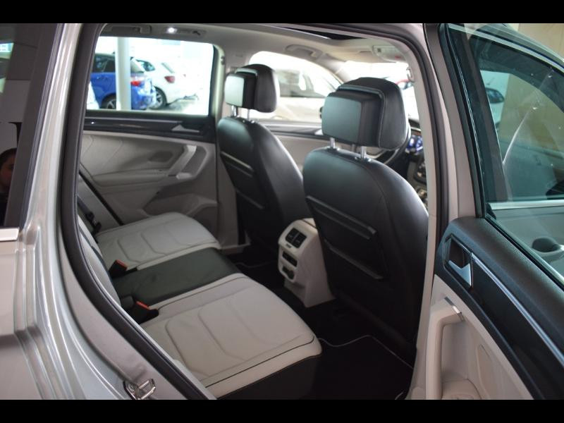 Occasion VOLKSWAGEN Tiguan 2.0 BI-TDI 240ch BlueMotion Technology Carat Exclusive 4Motion DSG7 2017 GRIS TUNGTENE 32990 € à Haguenau