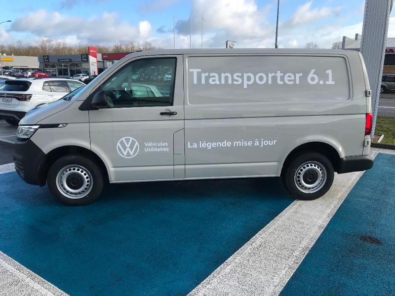 Occasion VOLKSWAGEN Transporter Fg VUL 2.8T L1H1 2.0 TDI 150ch Business Line 2019 GRIS ASCOT 32490 € à Haguenau