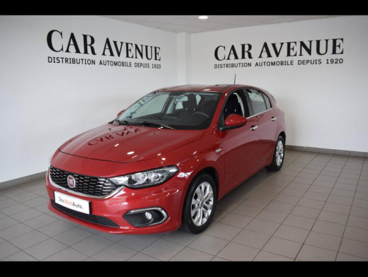 Occasion FIAT Tipo 1.4 95ch Easy 5p 2018 Rouge Amore 10489 € à Haguenau