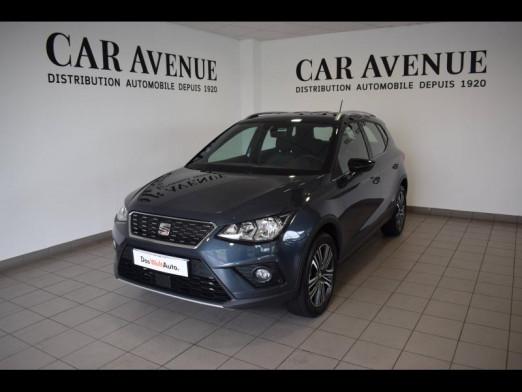 Used SEAT Arona 1.0 EcoTSI 115ch Start/Stop Xcellence 2018 Gris Magnétique/Toit Noir Minuit € 15,989 in Haguenau