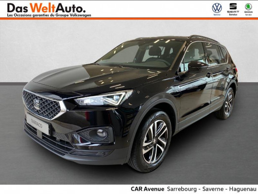 Used SEAT Tarraco 2.0 TDI 150ch Urban 4Drive DSG7 7 places 2020 NOIR INTENSE € 33,989 in Sarrebourg
