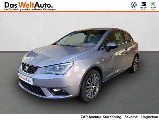 Occasion SEAT Ibiza SC 1.2 TSI 90ch Style 2015 GRIS LUNE 9990 € à Sarrebourg