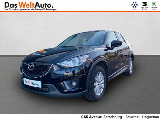 Occasion MAZDA Mazda CX5 2015 NOIR 13990 € à Sarrebourg