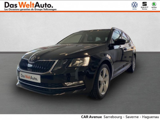 Occasion SKODA Octavia Break 2.0 TDI 150ch CR FAP Style DSG6 2017 Noir Magic Nacré 17 989 € à Sarrebourg