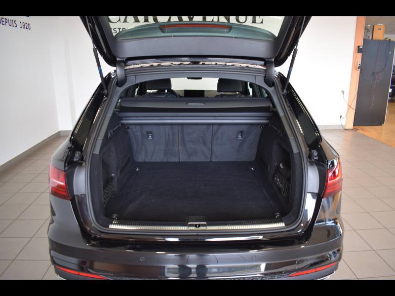 Occasion AUDI A4 Avant 35 TFSI 150ch S line S tronic 7 2020 Noir mythic 34891 € à Haguenau