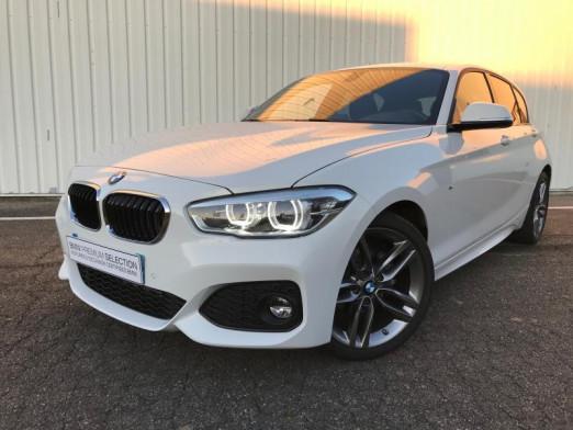 Occasion BMW Série 1 116i 109ch M Sport 5p 2017 Blanc 20990 € à Sarrebourg