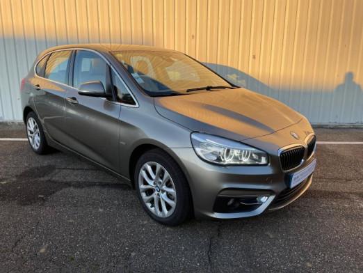 Occasion BMW Série 2 ActiveTourer 218dA 150ch Luxury 2016 Platinumsilber 22990 € à Sarrebourg