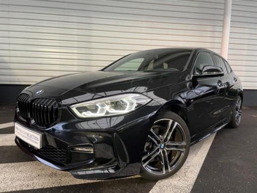 Occasion BMW Série 1 118dA 150ch M Sport 2020 Saphirschwarz 35950 € à Sarrebourg