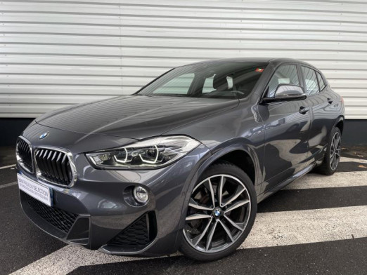 Occasion BMW X2 xDrive20dA 190ch M Sport Euro6d-T 2019 Mineralgrau 35990 € à Sarrebourg