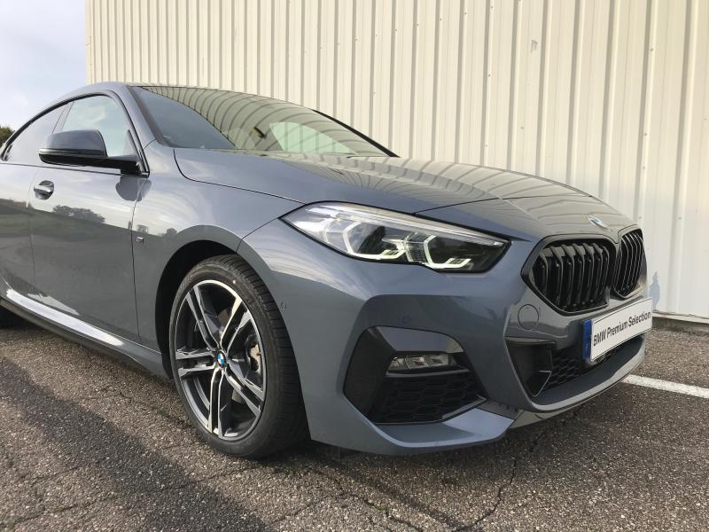 Occasion BMW Série 2 Gran Coupé 216dA 116ch M Sport 2020 Blanc 39990 € à Sarrebourg