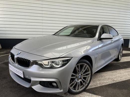 Occasion BMW Série 4 Gran Coupé 420dA xDrive 190ch M Sport Euro6c 2018 Glaciersilber 32990 € à Sarrebourg