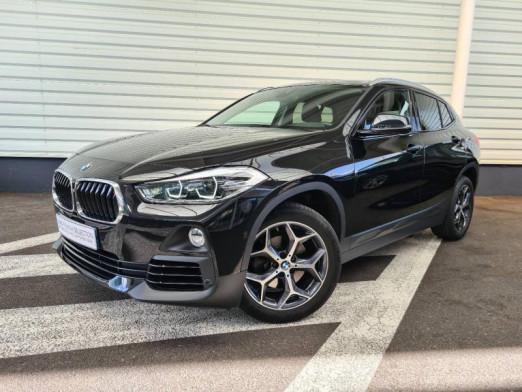 Occasion BMW X2 sDrive18i 140ch Lounge Plus Euro6d-T 2018 Saphirschwarz 27990 € à Sarrebourg