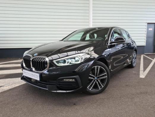 Occasion BMW Série 1 116dA 116ch Business Design DKG7 2020 Saphirschwarz 28990 € à Sarrebourg