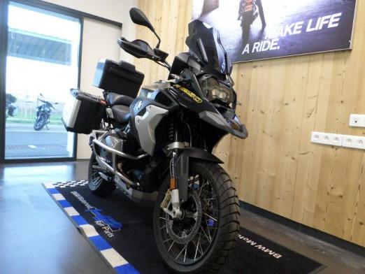 Occasion BMW R 1200 GS Exclusive 2019 Noir 20500 € à Lesménils