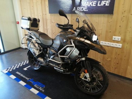 Used BMW R 1250 GS Adventure Style Exclusif 2019 kalamata € 18,990 in Lesménils