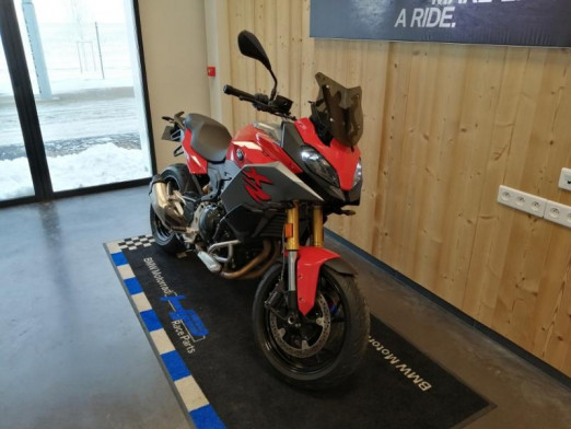 Used BMW F 900 XR A2 2020 Racing red uni € 11,690 in Lesménils