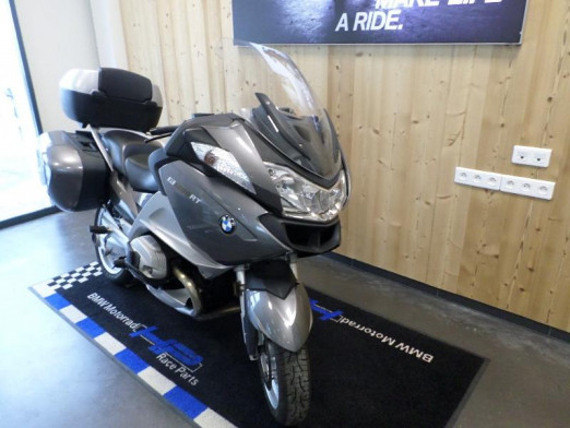 Occasion BMW R 1200 RT 2ACT ABS Int. Sport + Pk 2 2013 Gris Clair 9 990 € à Lesménils