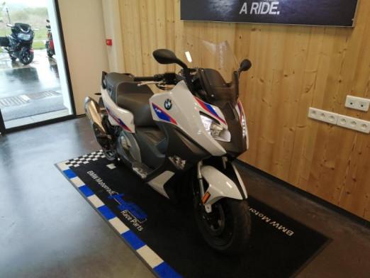 Used BMW C 650 Sport 2019 Blanc € 11,500 in Lesménils