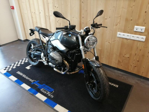 Used BMW R 1200 NineT Pure 2021 Mineralgrey metallic € 13,990 in Lesménils