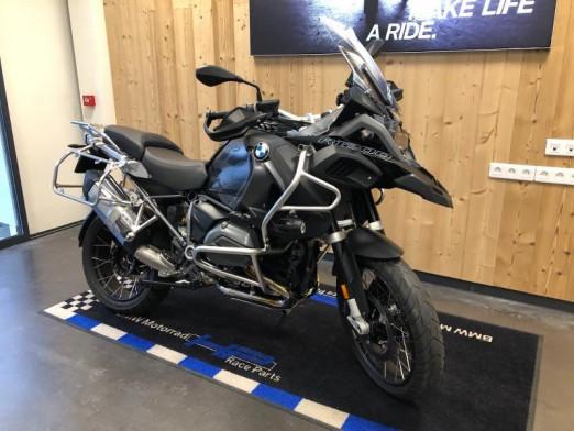 Occasion BMW R 1200 GS Adenture Triple Black 2017 NOIR 15990 € à Lesménils