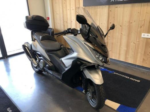 Occasion KYMCO Ak 550 ABS 2019 GRIS 7500 € à Lesménils