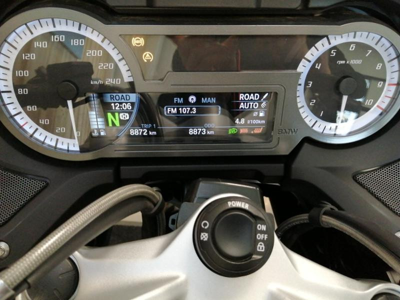 Occasion BMW R 1250 RT 2020 MARRON 22990 € à Lesménils