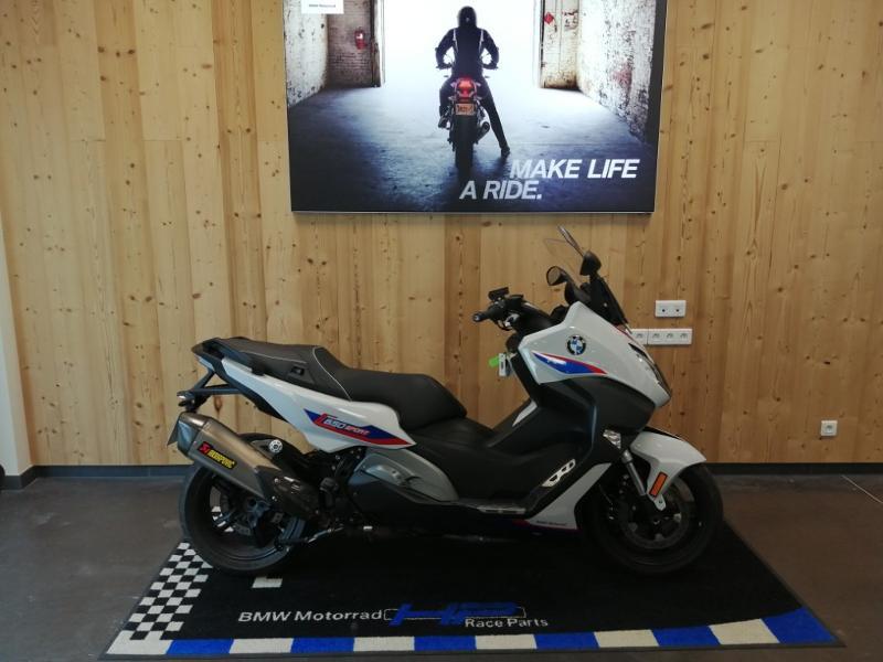 Occasion BMW C 650 Sport 2019 Blanc 11500 € à Lesménils