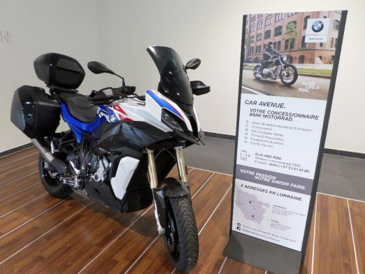 Used BMW S 1000 XR 2021 Blanc € 22,500 in Lesménils