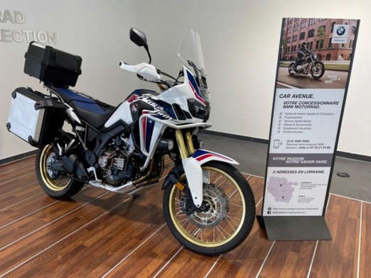 Used HONDA CRF 1000 L Africa Twin Rep DCT ABS 2016 2016 HRC € 9,990 in Lesménils