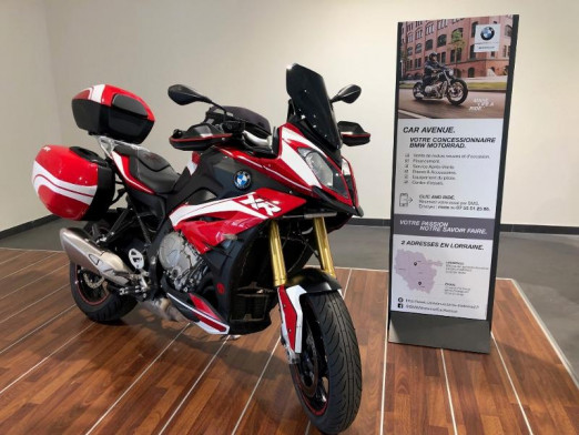 Used BMW S 1000 XR 2016 ROUGE € 11,990 in Lesménils