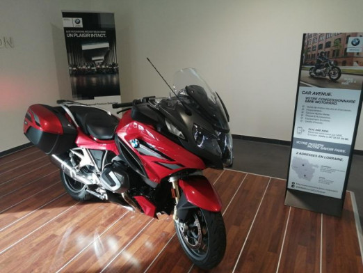 Used BMW R 1250 RT Style Sport Euro4 2019 ROUGE € 18,990 in Lesménils