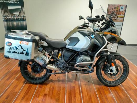 Used BMW R 1200 GS Adenture 2017 VERT OLIVE € 16,500 in Lesménils