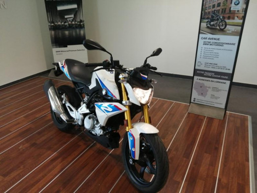 Used BMW G 310 R ABS 2020 HP € 3,990 in Lesménils