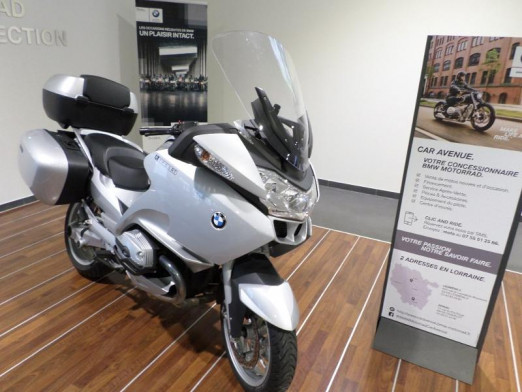 Used BMW R 1200 RT ABS Int. Sport 2007 Gris Clair € 6,500 in Lesménils