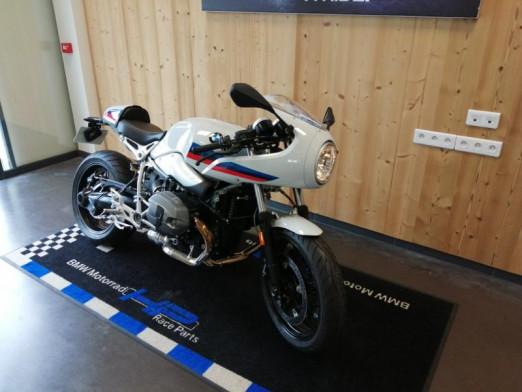 Used BMW R 1200 NineT Racer Euro 4 2020 Lightwhite uni € 12,990 in Lesménils