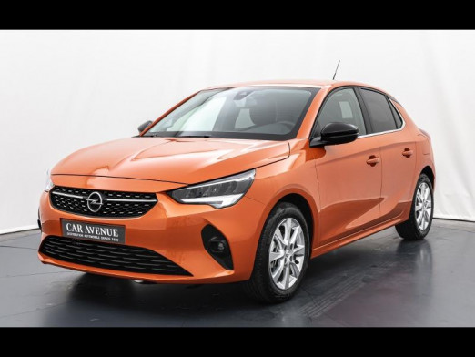 Occasion OPEL Corsa 1.2 Turbo 100 Elegance Car Play 2020 Orange Fizz 16490 € à Lesménils
