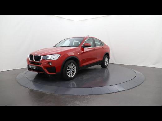 Occasion BMW X4 xDrive20dA 190 Lounge Plus Camera Toit Ouvrant 2015 Melbourne Rot 22990 € à Lesménils