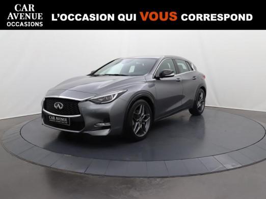 Used INFINITI Q30 2.2d 170 Sport AWD DCT7 2018 Noir € 21,490 in Lesménils