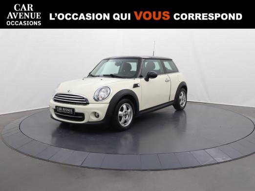 Occasion MINI Mini Cooper 122ch 2011 Beige 8290 € à Lesménils