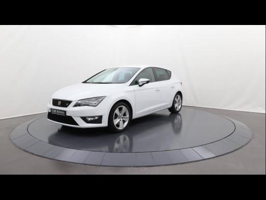 Occasion SEAT Leon 1.8 TSI 180 FR Gps 2015 Blanc Candy 14990 € à Lesménils