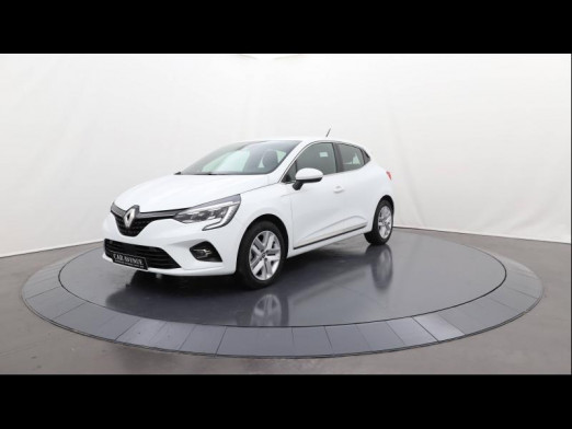 Used RENAULT Clio 1.5 Blue dCi 85 Business GPS Camera 10km 2020 Blanc € 16,490 in Lesménils