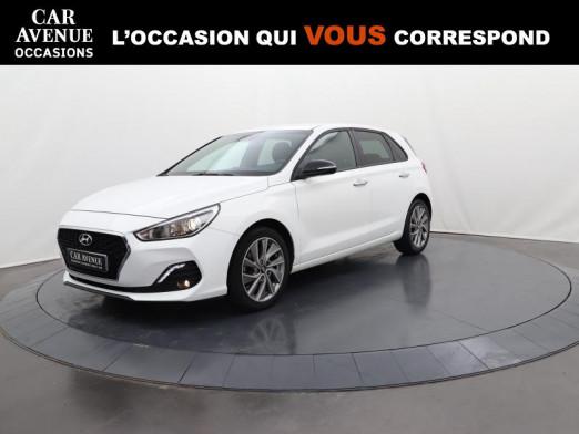 Occasion HYUNDAI i30 1.6 CRDi 110 Edition Mondial DCT-7 2018 Polar White 14490 € à Lesménils