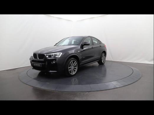 Occasion BMW X4 xDrive20dA 190 M Sport 2017 Sophistograu 30990 € à Lesménils