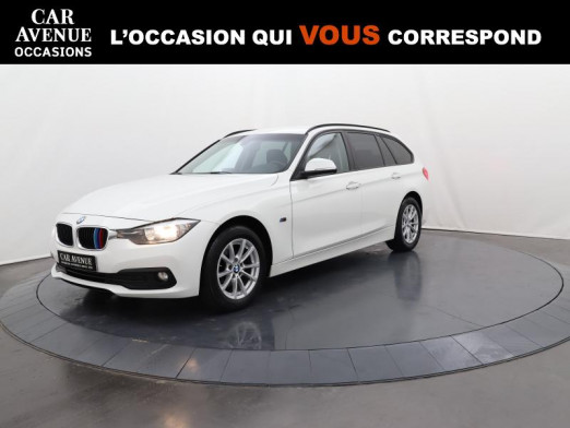 Occasion BMW Série 3 Touring 316d 116 Lounge 2015 Mineralweiss 14290 € à Lesménils