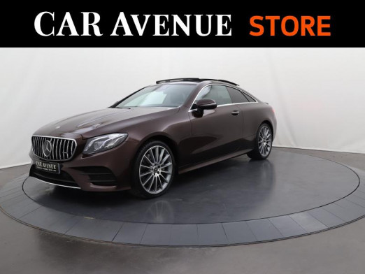 Used MERCEDES-BENZ Classe E Coupe 400 333 Fascination 4Matic 9G-Tronic 2018 Rouge rubellite € 54,990 in Lesménils